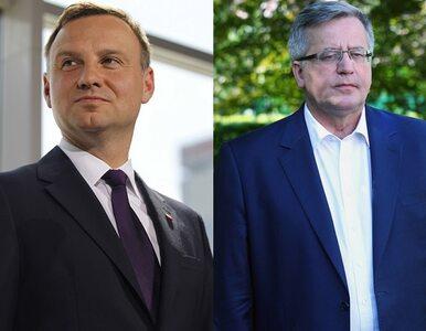 Debata przed drugą turą wyborów prezydenckich. Starcie Dudy i Komorowskiego