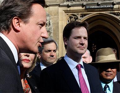 Wielka Brytania: tarcia w koalicji po szczycie UE