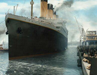 Ujawniono treść listu w butelce. Jego autorką była pasażerka Titanica?
