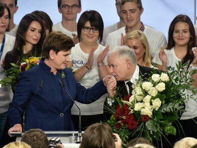 Beata Szydło oficjalnym kandydatem PiS na premiera