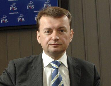 Błaszczak: ambicje Ziobry i Kurskiego muszą ustąpić interesowi kraju