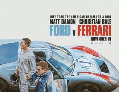 """Ford v. Ferrari"". Matt Damon i Christian Bale na pierwszym zwiastunie..."