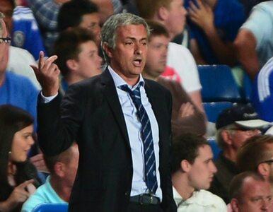 Mourinho domaga się... zmiany przepisów gry w piłkę nożną