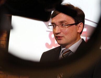 Stop ACTA? Ziobro: młodzi są w stanie sparaliżować system informatyczny...