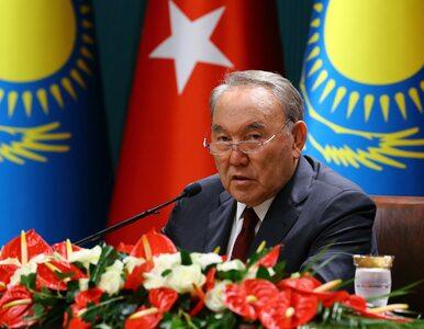 Władca Kazachstanu rezygnuje ze stanowiska, ale czy z władzy też?