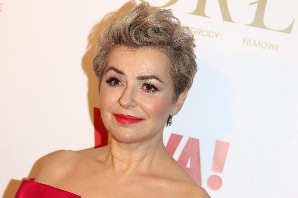 Aleksandra Konieczna Aktorka, która wciela się w serialu w Hannę Bakułę.