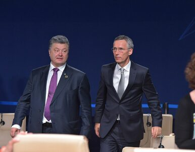 Na koniec szczytu Komisja NATO-Ukraina. Ostre słowa pod adresem Rosji