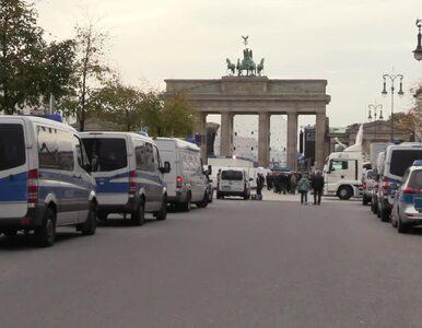 30 lat temu upadł mur berliński. Wzmożone środki bezpieczeństwa w...