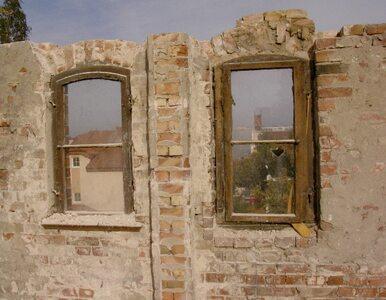 Łódź: zawalił się budynek. W środku mogli być ludzie