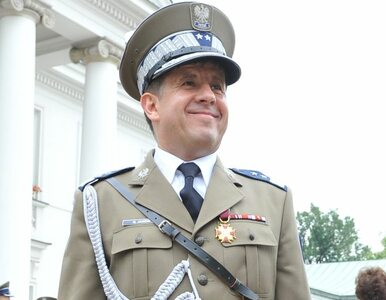 Gen. Janicki porzuci BOR?