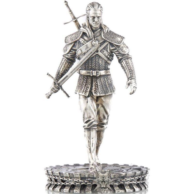Moneta w kształcie statuy – Wiedźmin