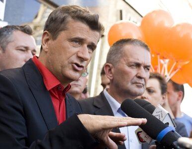 Palikot: podatki nie są największym problemem w Polsce