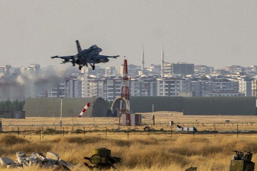 Operacja turecka w Syrii