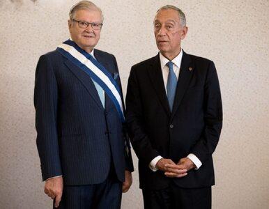 Zmarł założyciel Biedronki. Alexandre Soares dos Santos miał 84 lata