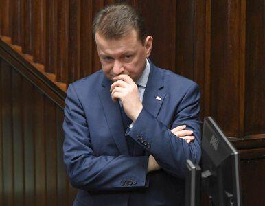 Błaszczak o wydarzeniach w Sejmie: To była próba przejęcia władzy