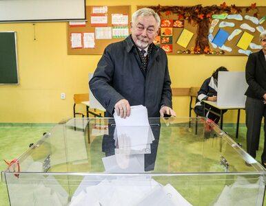 Wybory samorządowe. Jacek Majchrowski wygrywa w Krakowie