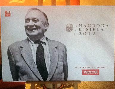 Nagrody Kisiela 2012 - lista nominowanych