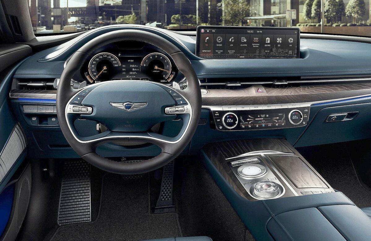 Samochody koreańskiej marki Genesis