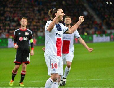 """LM: Bayer zdemolowany przez PSG. Dwa gole """"Ibry"""""""