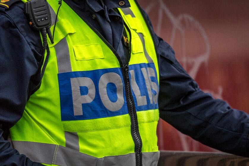 Policja, Szwecja