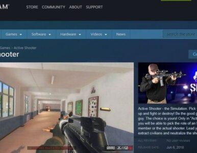 """""""Active Shooter"""". Steam usuwa grę o szkolnych strzelaninach"""