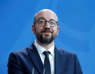 Charles Michel zastąpi Donalda Tuska. Przedstawiamy sylwetkę premiera...