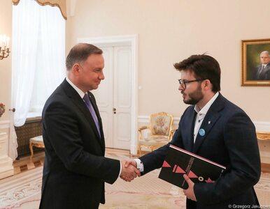 """Spotkanie Andrzeja Dudy z aktywistą LGBT. """"Jako gej i Polak mam prawo do..."""