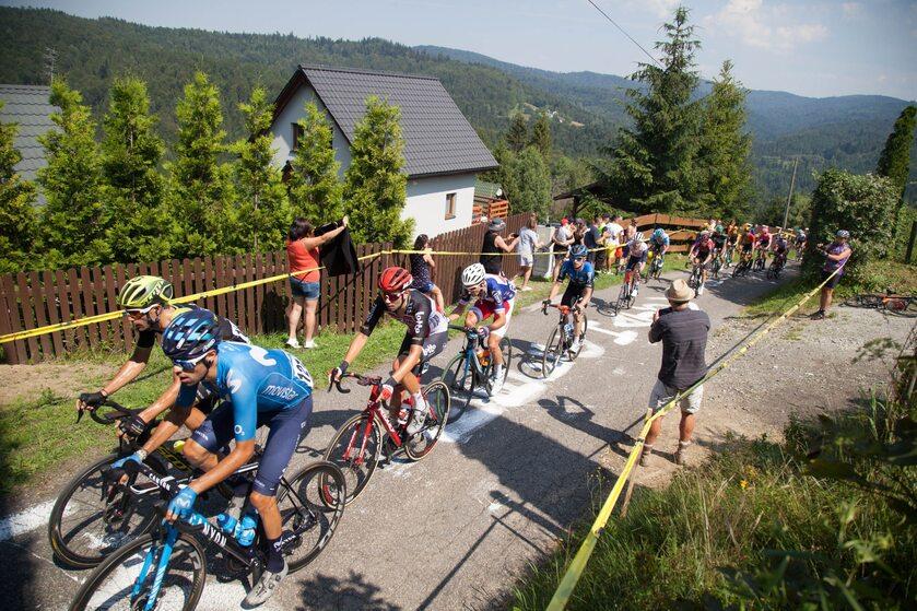 Trzeci etap Tour de Pologne