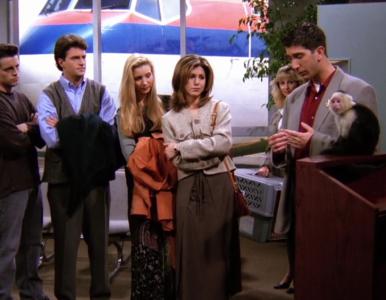 """Quiz z 21. odcinka serialu """"Przyjaciele"""". Ile wiesz o fałszywej Monice?"""