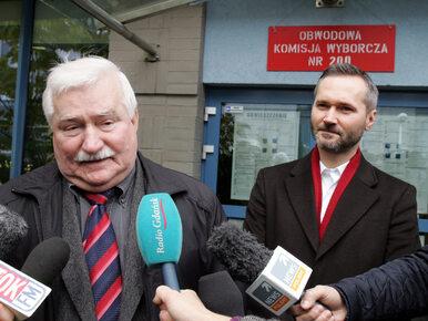 Jarosław Wałęsa broni ojca: Ci dranie chcą go zaszczuć, psychicznie i...