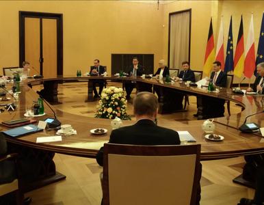 Trwa spotkanie Morawieckiego z Angelą Merkel. Rozmawiają o dwustronnych...