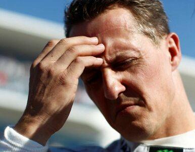 Schumacher nie wróci do stanu sprzed wypadku?