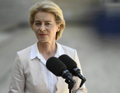 Ursula von der Leyen spotka się z premierem Morawieckim. Wiadomo, o czym...