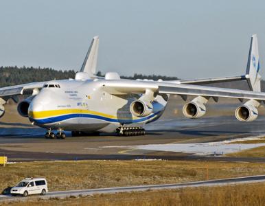 """Gigantyczny Antonow AN-225 wyruszył do Polski. """"Do końca trwała walka o..."""