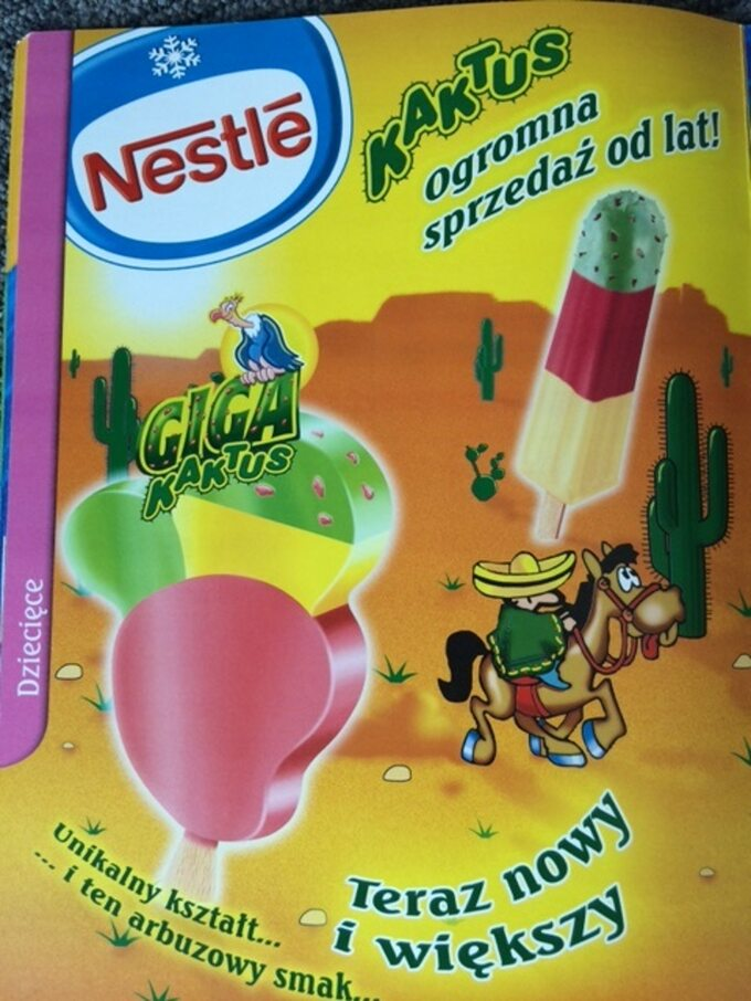 Reklama_Kaktusa_Giga_z_2004_roku