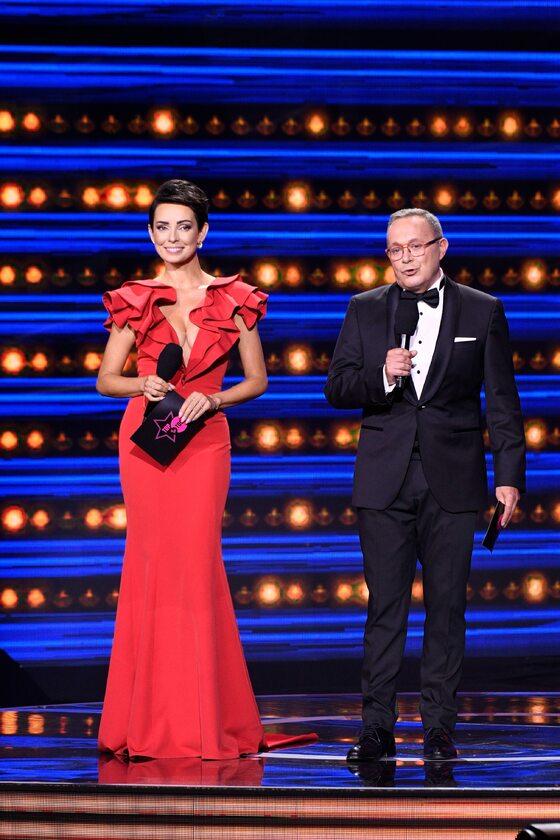 Dorota Gardias i Tomasz Sianecki