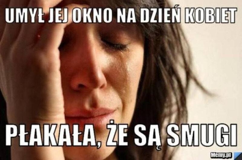 Memy z okazji Dnia Kobiet
