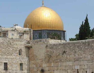 """Jerozolima: Izrael kontynuuje kolonizację. """"To gwałt na prawie..."""