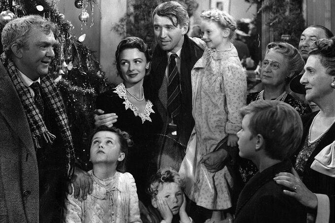 """""""To wspaniałe życie"""" / """"It's aWonderful Life"""" (1946)"""