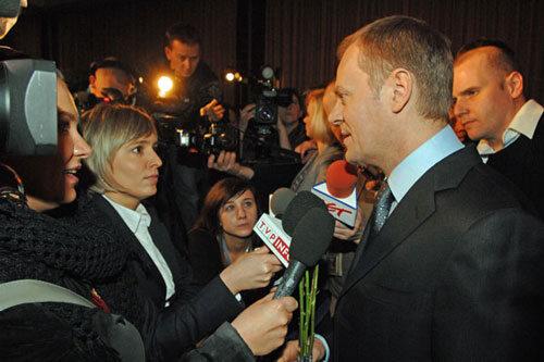 Człowiek Roku 2008 - Donald Tusk