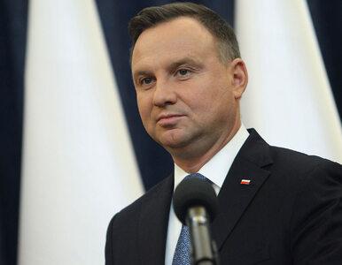 Orędzie prezydenta w Sejmie. Andrzej Duda zaapelował o jedność i szacunek