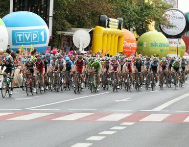 Trwa czwarty etap Tour de Pologne. Jakie przeszkody muszą pokonać kolarze?