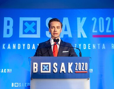 """Bosak reaguje na wywiad prezydenta dla """"Wprost"""". Polityk Konfederacji..."""