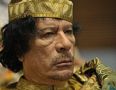 Powstańcy ustalili, gdzie jest Kadafi