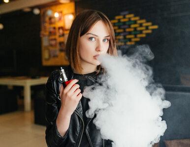 Elektroniczne papierosy i podgrzewacze tytoniu szkodzą nie tylko palaczom
