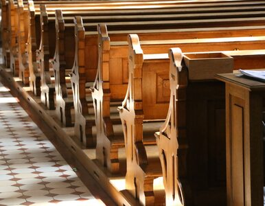 W tym kościele nie można zakazić się koronawirusem? Ksiądz zaskoczył