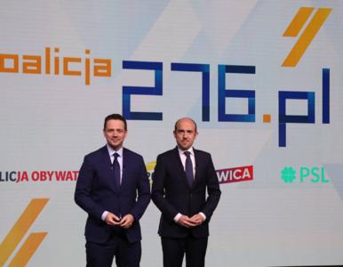 """Koalicja 276. Budka i Trzaskowski przedstawili pomysł na """"przejęcie..."""