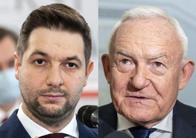 Patryk Jaki o stratach Polski na członkostwie w UE. Leszek Miller: Może...