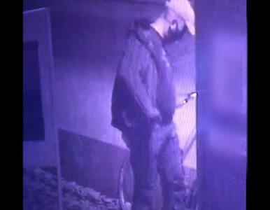 Podpalenie punktu szczepień w Zamościu. Policja publikuje nagranie i...