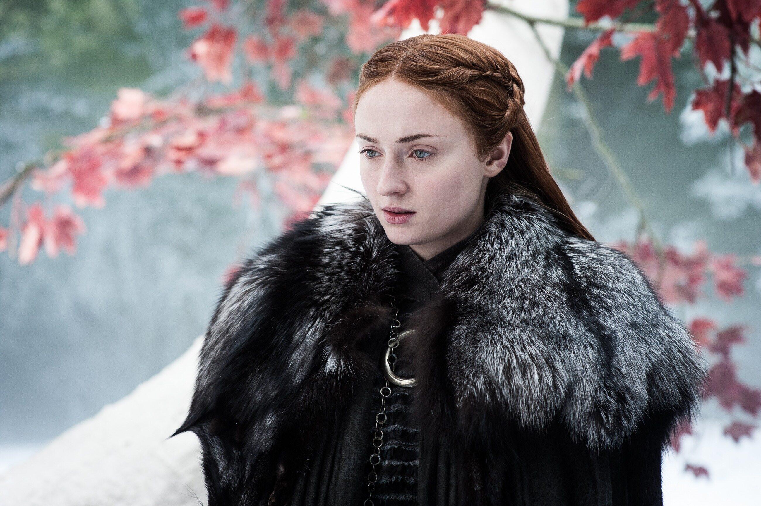 """""""Kiedy spadnie śnieg i nadejdzie mroźny wicher, samotny wilk padnie, lecz wataha przetrwa"""" to słowa:"""